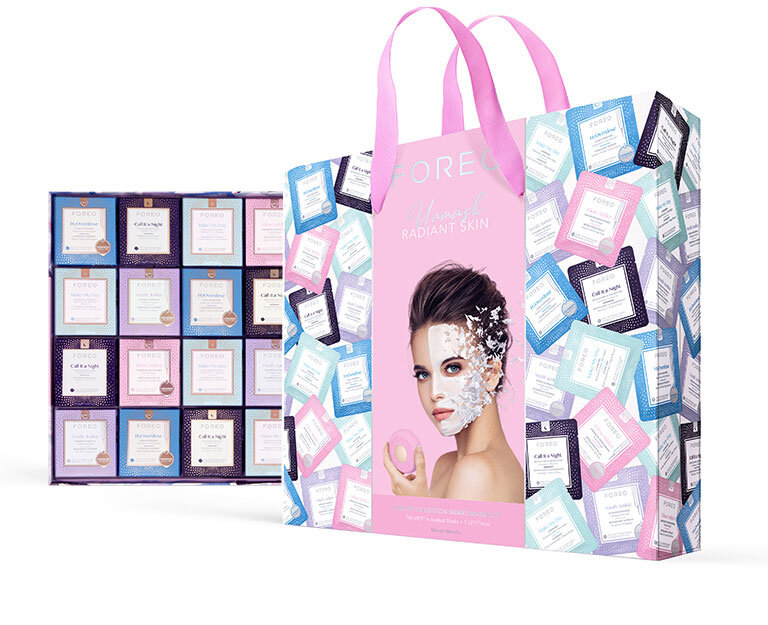 Foreo smart facemask collection