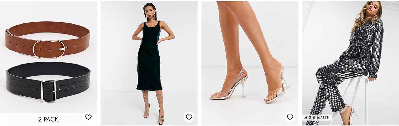 ASOS Black Friday sale picks belts dress shoes