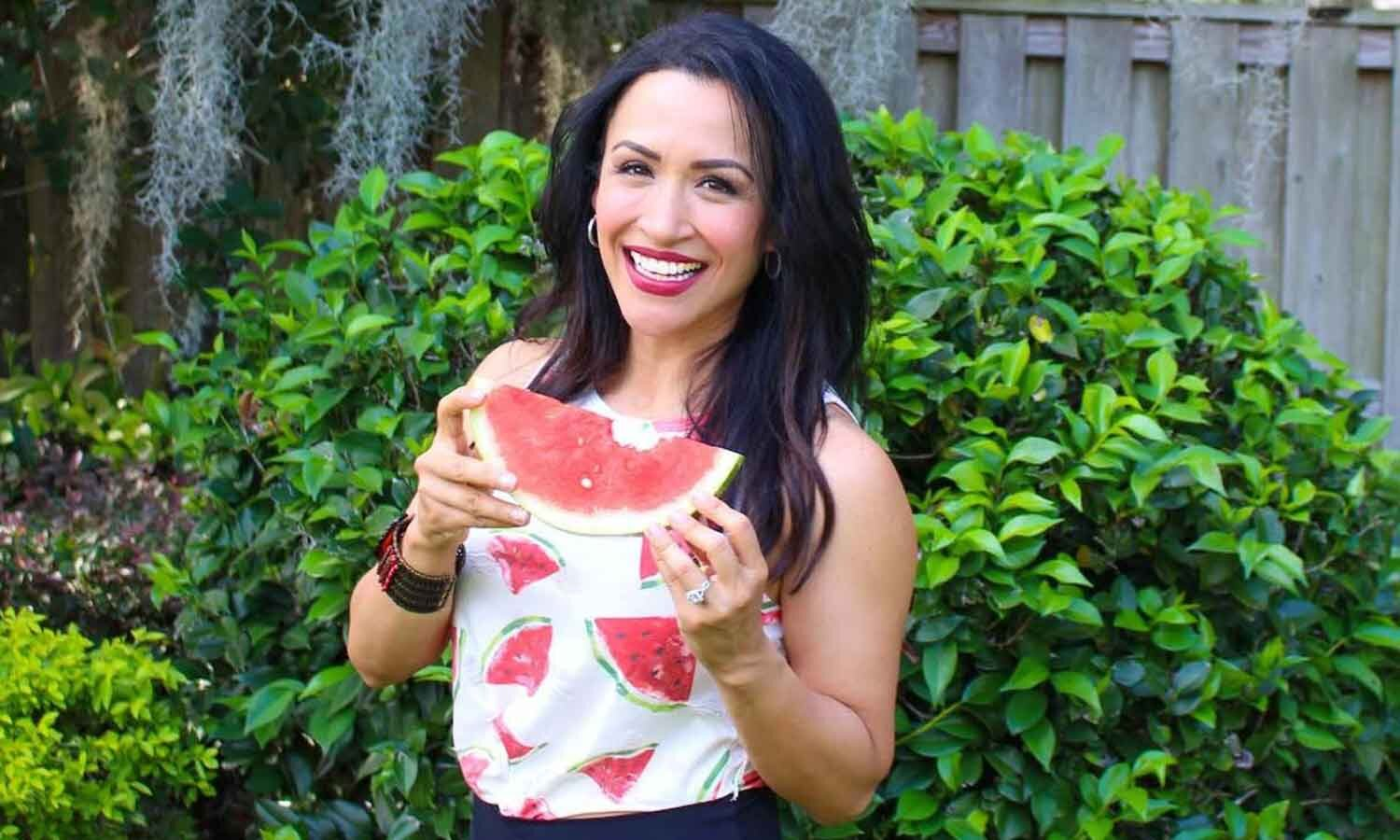 healthy foods to eat watermelon