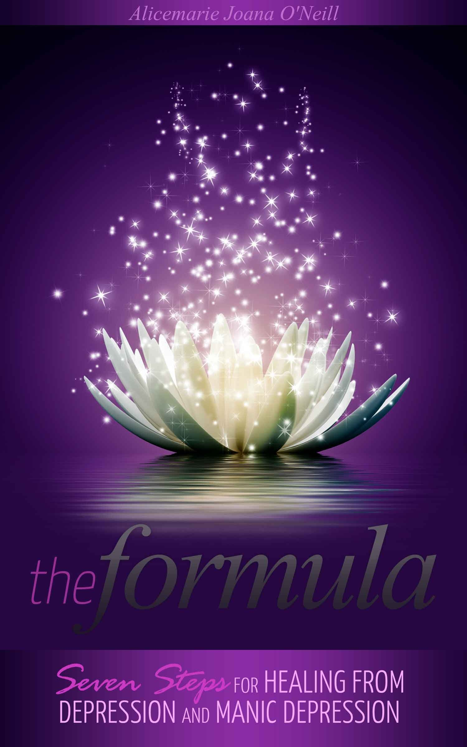 The Formula book 7 steps healing depression