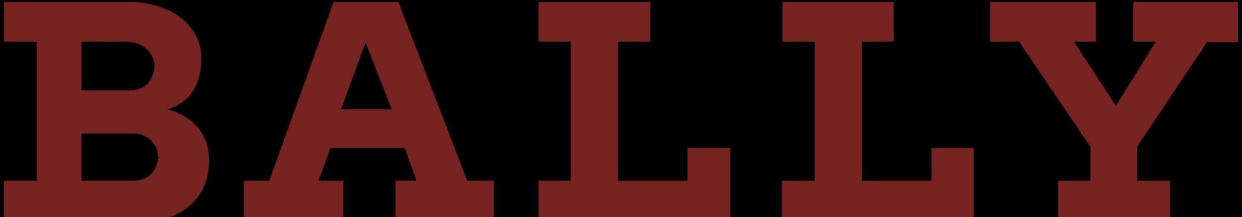 Online shopping Bally Logo