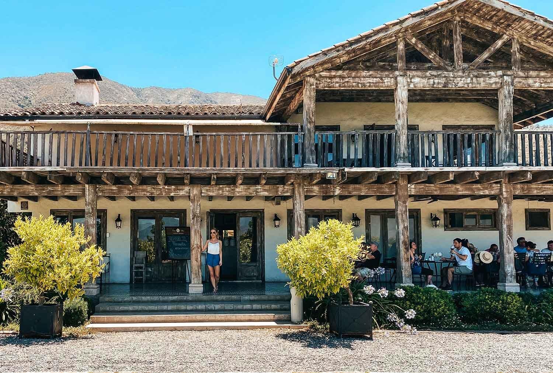 Casa Silva Winery Chile