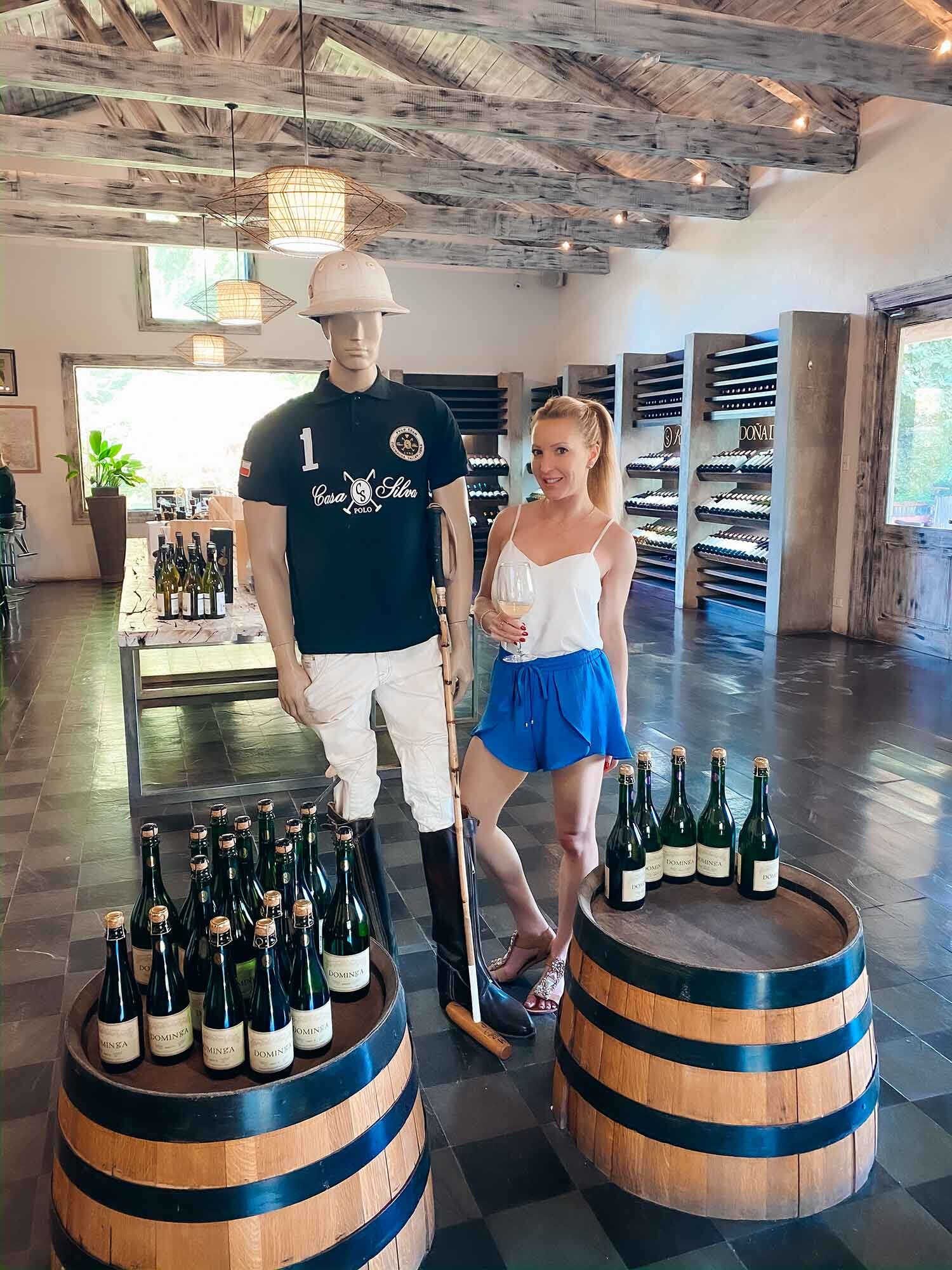 Casa Silva Winery Wine Tasting Tour