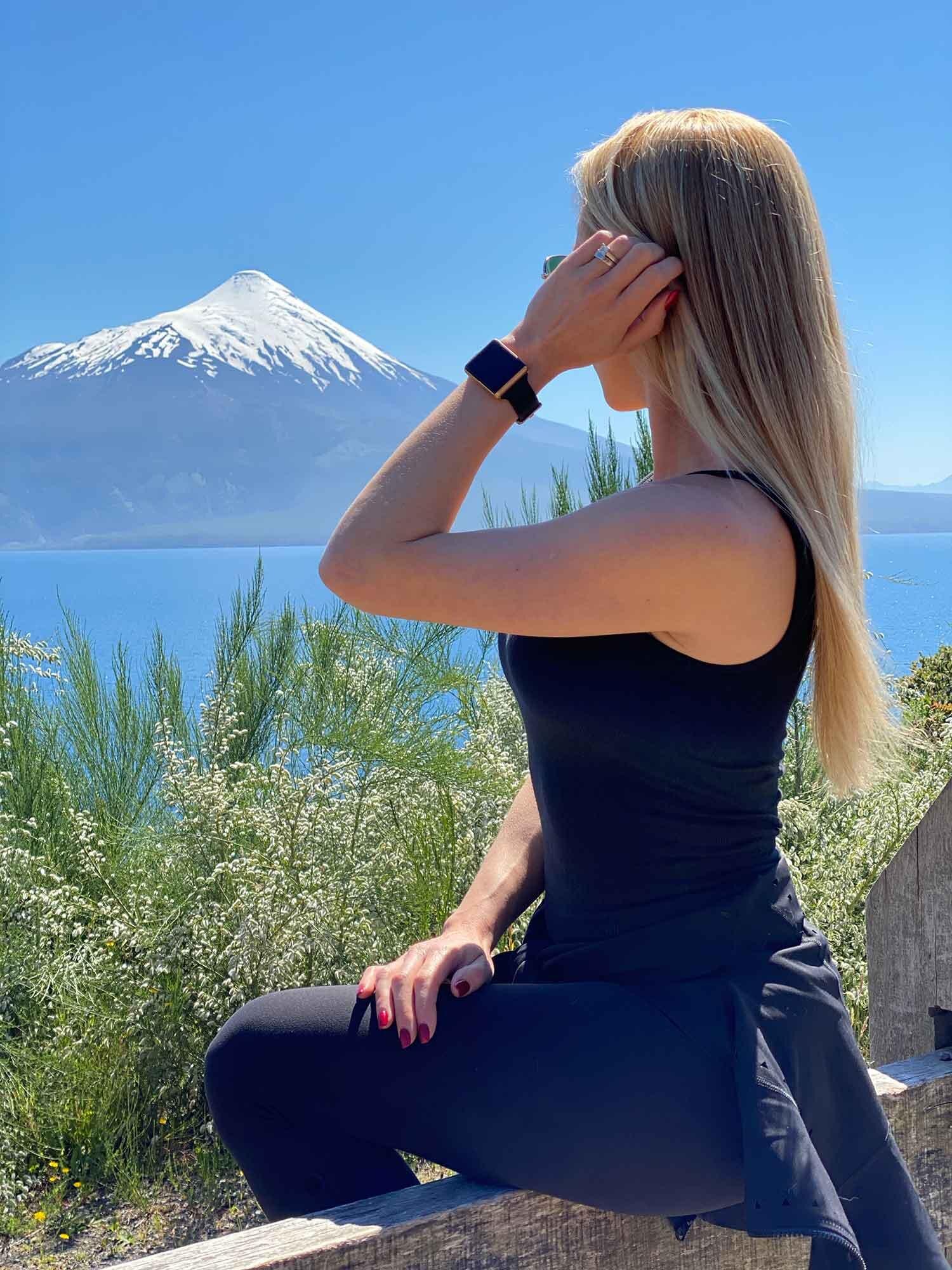 Osorno, Lake District Chile