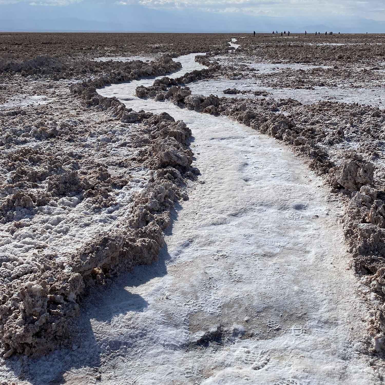 Luxury travel blog Salt Flats Chile