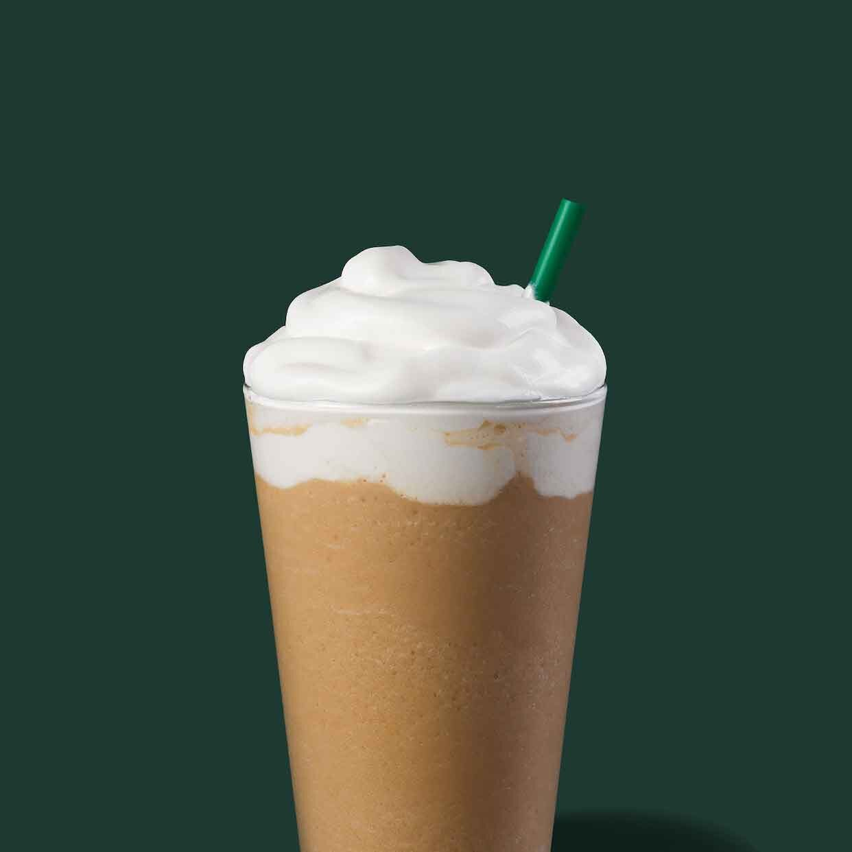 Starbucks white chocolate mocha frappuccino blended coffee