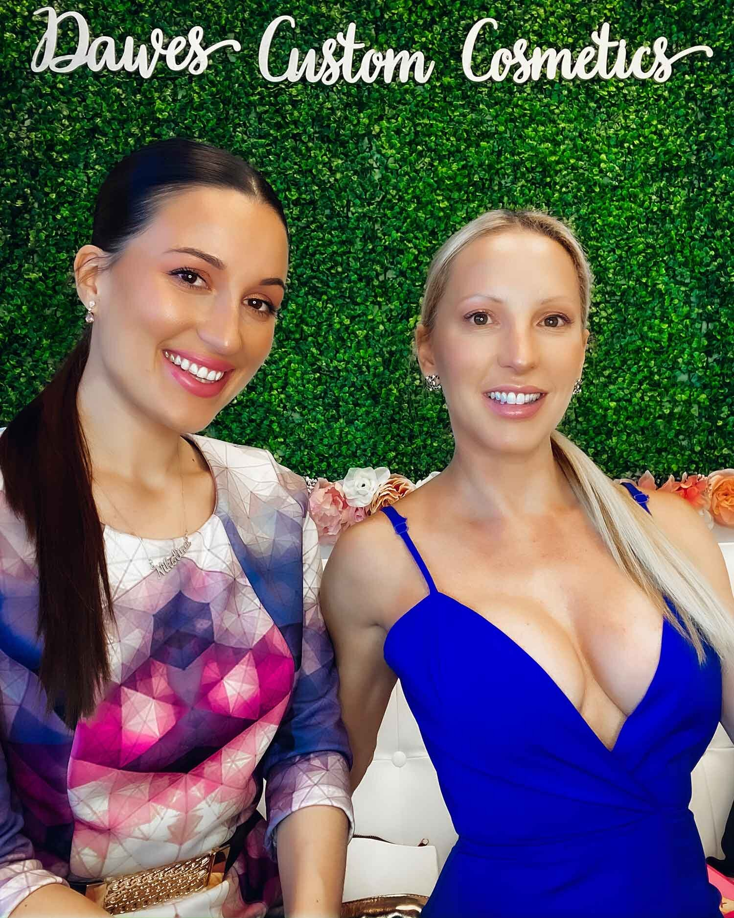 beauty tips Founder Glam sophisticated makeup academy Nikolina Vegas beauty blogger Eve Dawes