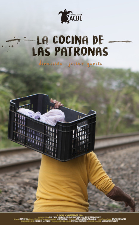 - LA COCINA DE LAS PATRONAS, 2016 (Mexico) | *UK premiere*'Las Patronas' is a town in Mexico. The train, La Bestia, that passes everyday through it carries migrants from Central American on their way to the US border, on a dangerous journey lasting many days. Everyday a group of women in Las Patronas cook meals that they hand to migrants on the train, giving them a comforting bit of food on their journey.'La Cocina de las Patronas' is a documentary that shows how small acts can become grassroots activism that positively impacts migrants' lives, while creating a better understanding of migration from between Central and North America.Director: Javier GarcíaLength: 1 h 4 minWhere and when: Deptford Cinema, Saturday 2 December, 19:00-21:00Price and tickets: £4.5-6, buy a ticket here.Q&A: Q&A: Rebecca Baron (Ben & Jerrys), Jennie Corbett (Doctors of the World), and Sue Clayton (filmmaker/Goldsmiths).