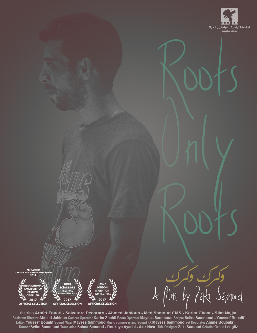- ROOTS, ONLY ROOTS, 2017 (Tunisia)During a clandestine tour in Italy, an interview between an immigrant and two journalists takes an unexpected turn. The events revealed prove to be dreadful.Director: Zaki SamoudLength: 5.45 minsWhere and when: Genesis Cinema, Saturday 2 December, 18:00 - screened alongside The Other Side of HopePrice and tickets: £6.5-10; buy a ticket here.Q&A: Saad Eddine Said (Battersea Art Centre), Katie Barlow (photographer and documentarist) and Lucy Carrigan (International Rescue Committee)
