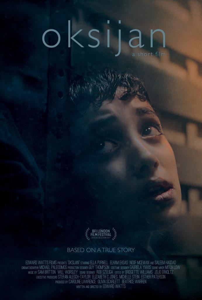 - OKSIJAN, 2017 (UK)Oksijan tells the true story of a 7-year old Afghan boy who finds himself trapped in a refrigerated truck with 14 other refugees as they are smuggled into the UK.Director: Edward WattsLength: 18minWhere and when: Genesis Cinema, Saturday 2 December 15:30pm - screened alongside The Art of MovingPrice and tickets: £6.5-10; buy a ticket here.