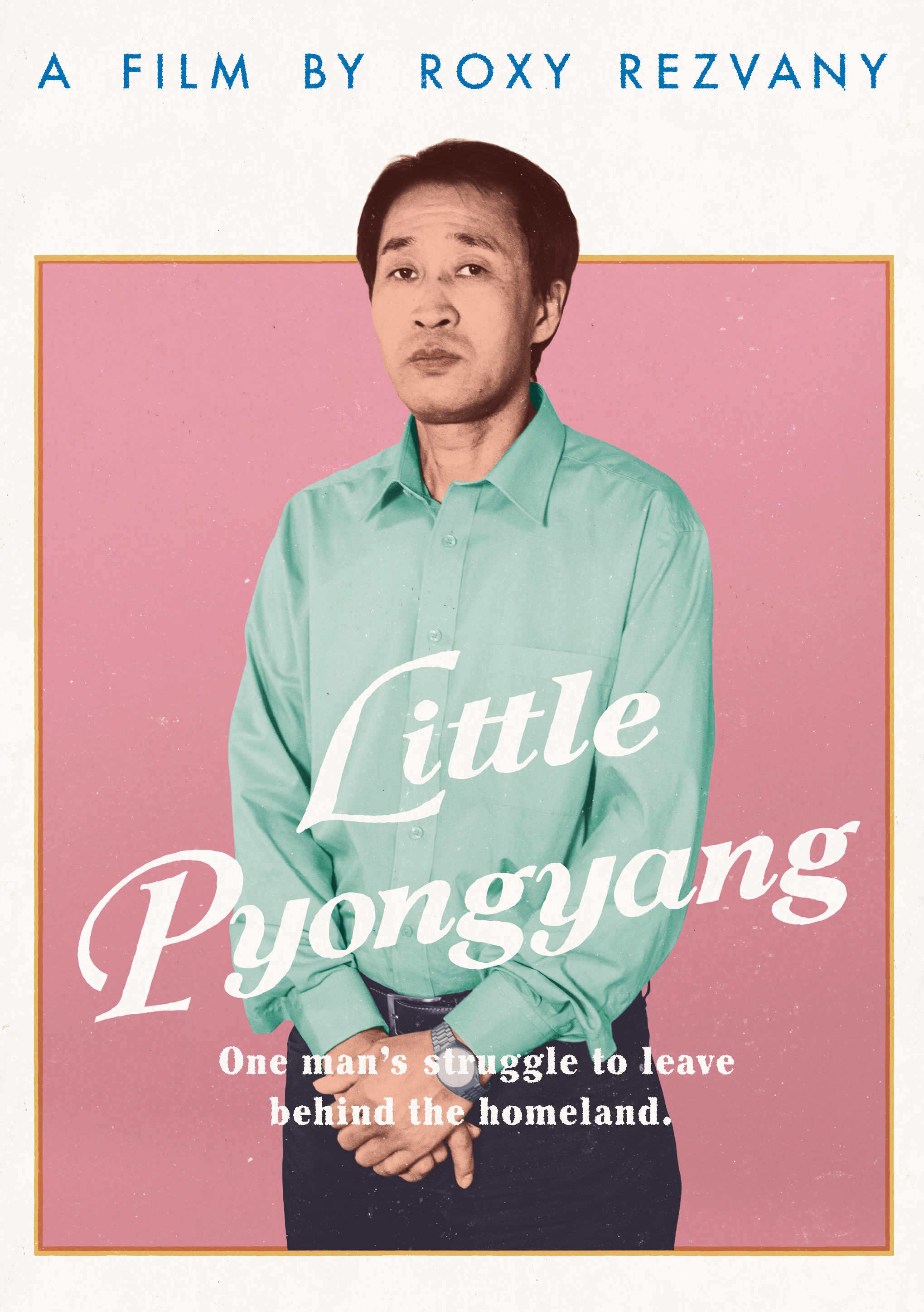 - LITTLE PYONGYANG, 2018 (UK)North Korean defector and a former soldier, Joong-wha Choi, lives with his wife and kids in London. He works in a warehouse on the A3 motorway enjoys the new-found comforts of his British life away from the pressures of the North Korean state. But he remains conflicted, as he desires to return to the land which betrayed him yet undoubtedly remains his true home.Director: Roxy RezvanyLength: 24minWhere and When: SOAS, Thursday 29 November, 7.30pmScreened alongside The Postman and Our Kind of Love. Tickets here