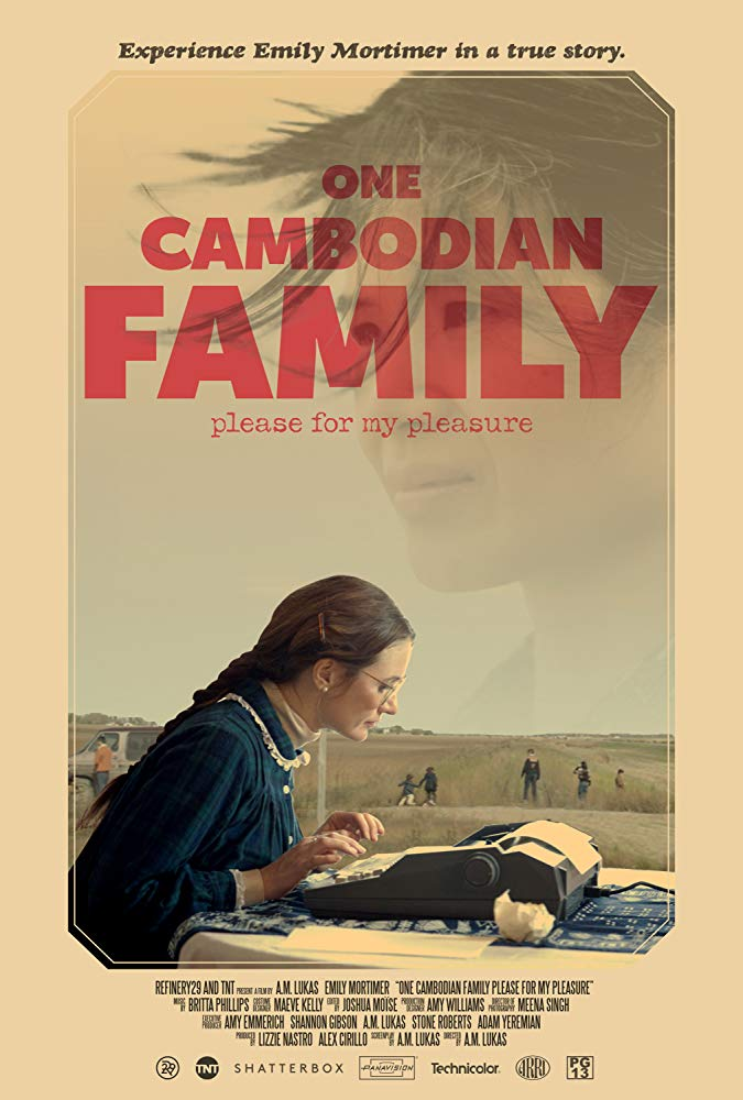 - ONE CAMBODIAN FAMILY PLEASE FOR MY PLEASURE, 2018 (USA)A refugee from Czechoslovakia has settled down in the US. When she hears about Cambodians refugees fleeing a dictatorship in their country, she is determined to step in and sponsor a Cambodian family so that they can move into her community.Director: A. M. LukasLength: 13minWhere and when: Deptford Cinema, Sunday 2 December, 5.30pm