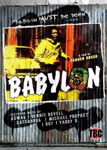 - BABYLON, 1980 (UK)London, 1970s. DJ for Brixton reggae sound system 'Ital Lion Sound', Blue is getting ready for the local sound system showdown with rival crew, Jah Shaka. But as the day of the competition approaches, Blue suddenly sees his life falling apart. After losing his job, he's beaten up by the police on a trumped-up charge, and then discovers that all of his sound equipment has been destroyed by local white residents. Tired of having to deal with the constant daily pressures of racial-hatred and intolerance, Blue finally decides to take matters into his own hands.Director: Franco RossoLength: 1h 30minWhere and when: Migration Museum, Monday 3 December [time tbc]