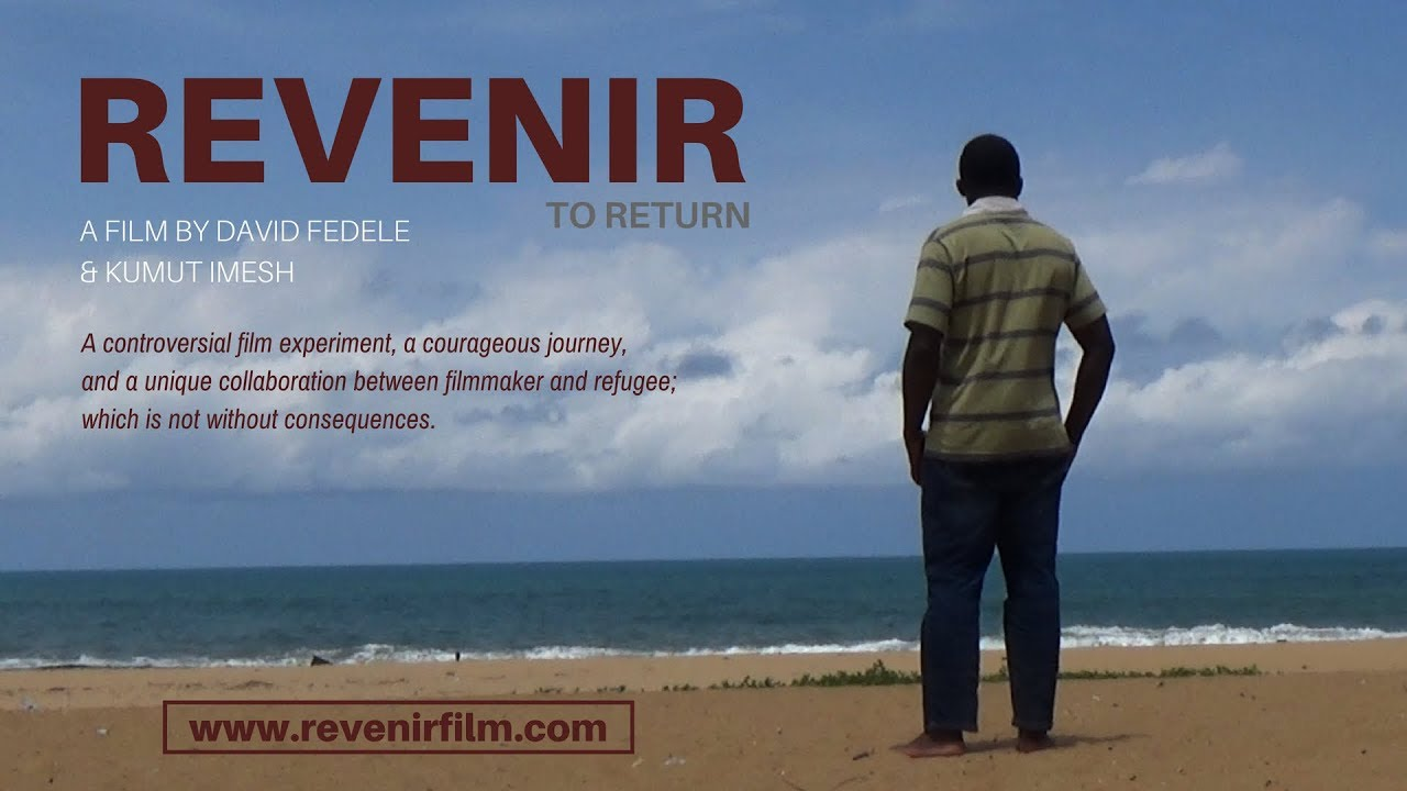 Revenir, Before I Forget - Deptford Cinema, Mon 3 Dec, 7pm Tickets hereRevenir: Revenir follows Kumut Imesh, a refugee from Ivory Coast now living in France, as he returns to the African continent and attempts to retrace the same journey that he himself took when forced to flee civil war in his country… But this time with a camera in his hand.Before I Forget (short): If you could no longer return to the place where your memories were made, would you still recall them in the same way? Razan Hassan takes us with her onto an autobiographical journey trying to recover her only record of the past, while she is trying to forge a new identity following her displacement from Syria.
