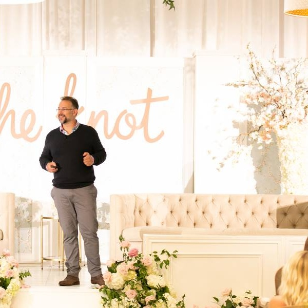 Sam Jacobson - I'm an old-school influencer. Not the kind with 100k+ followers on social media. No, I have real pull with couples who've booked millions in wedding services from me.These days I share sales experiences and growth strategies with event pros who are self-taught or want to level-up.You'll find me on speaking at The Knot World Wide, Hustle + Flow, Engage! Luxury Wedding Summit, WIPA, NACE, Evolve and other private workshops. I don't just tell you to charge more. I actually show you how to persuade people to pay higher rates.The approaches and tactics I share apply to all stages of success, from just starting out to the luxury market. Clients who apply my method get fees from $1k to $30k+ for services they provide.