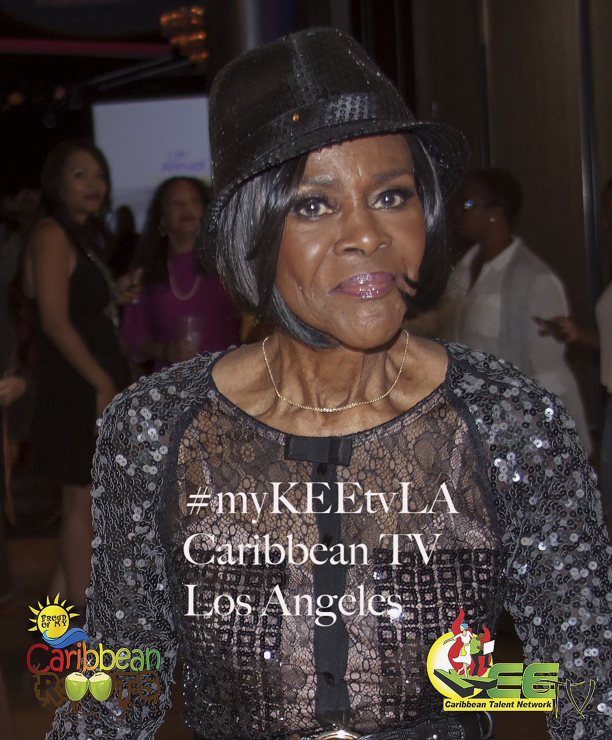The legendary Cicely Tyson