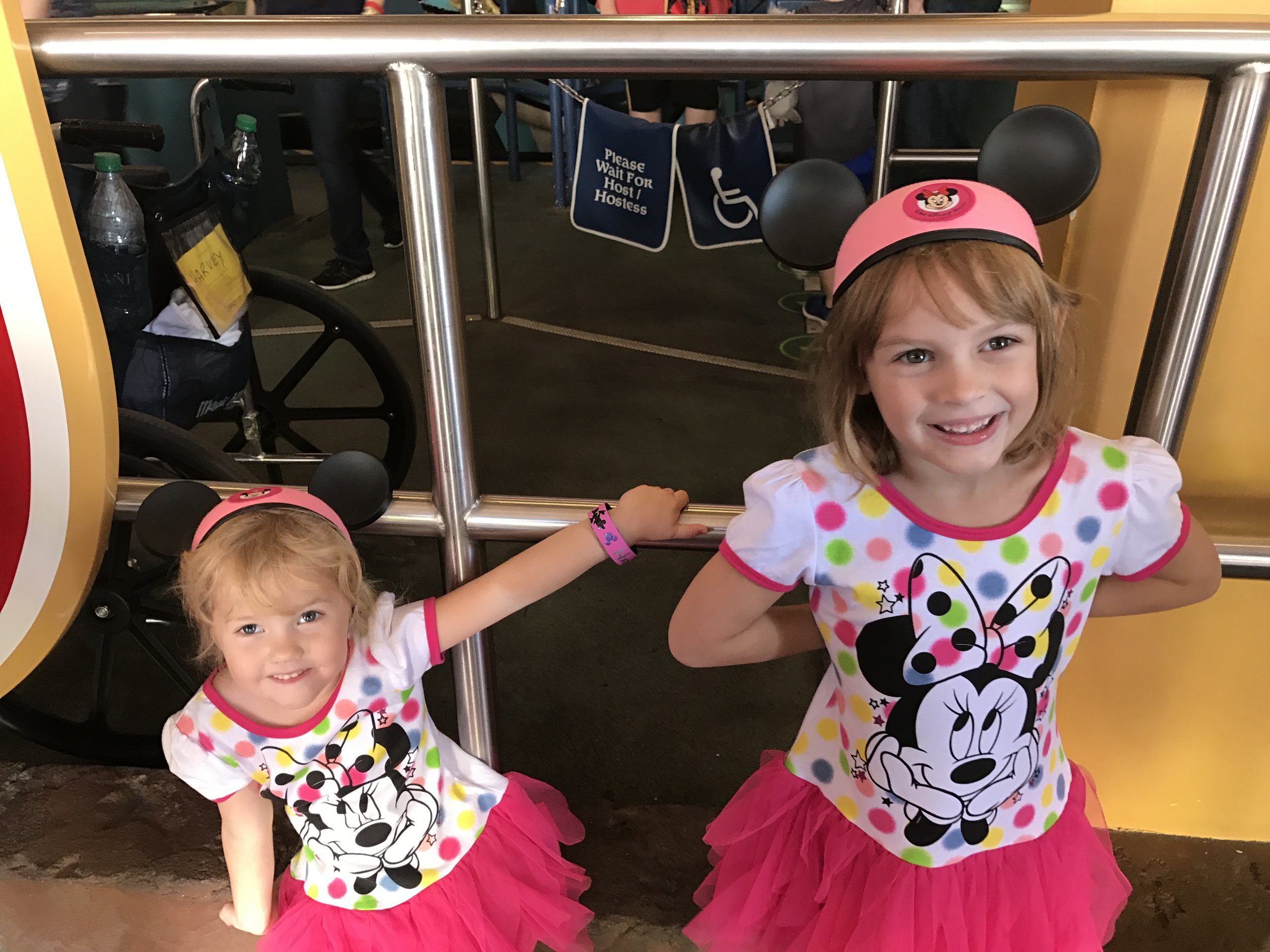 KEEP helped me take my family to Disney World for the very first time!    -Catherine D., Illinois