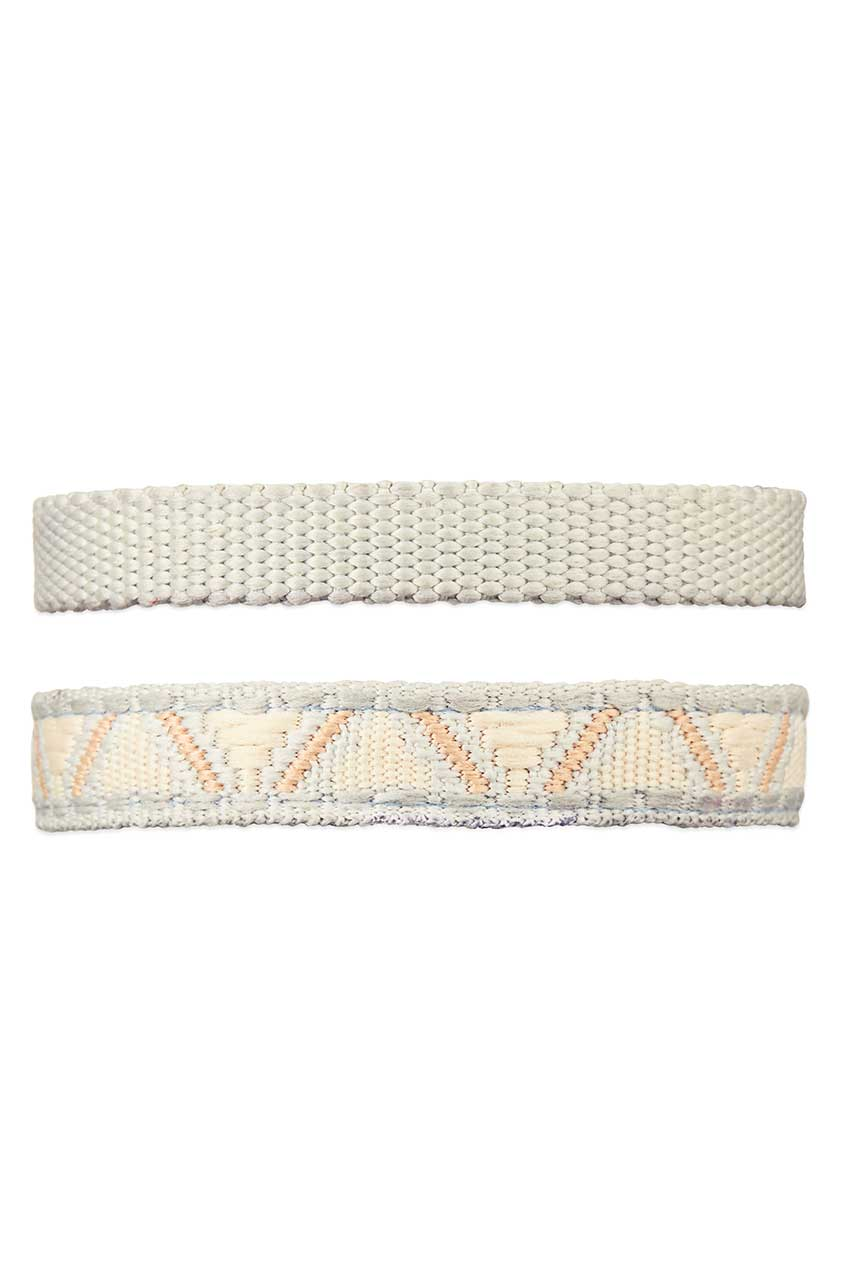Double Woven Band -Sand- Collector's Edition