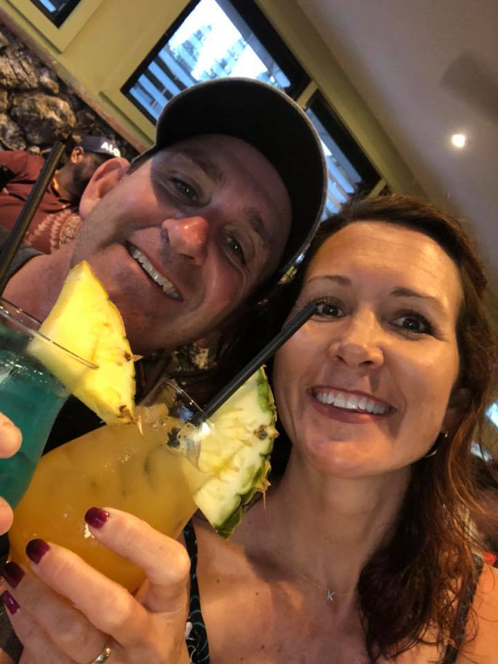 Fancy (and delicious) drinks in Hawaii!  -Kelli B., Ohio