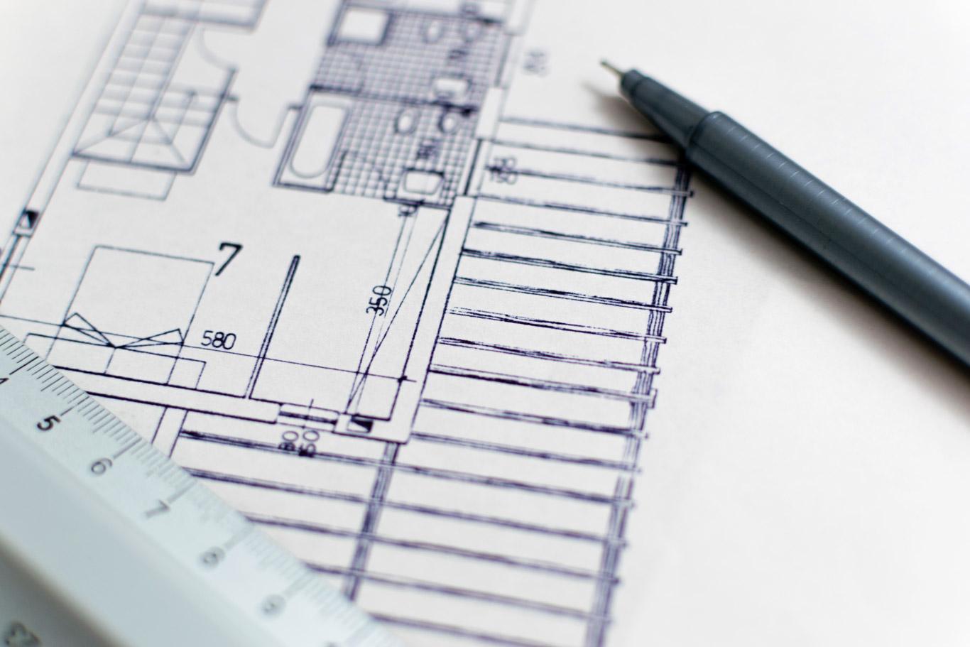 2) Design - • Floorplans• Permit Drawings• Construction Budget• Permit Applications• Timeline Estimate• Adjustments to Suit Budget & Needs