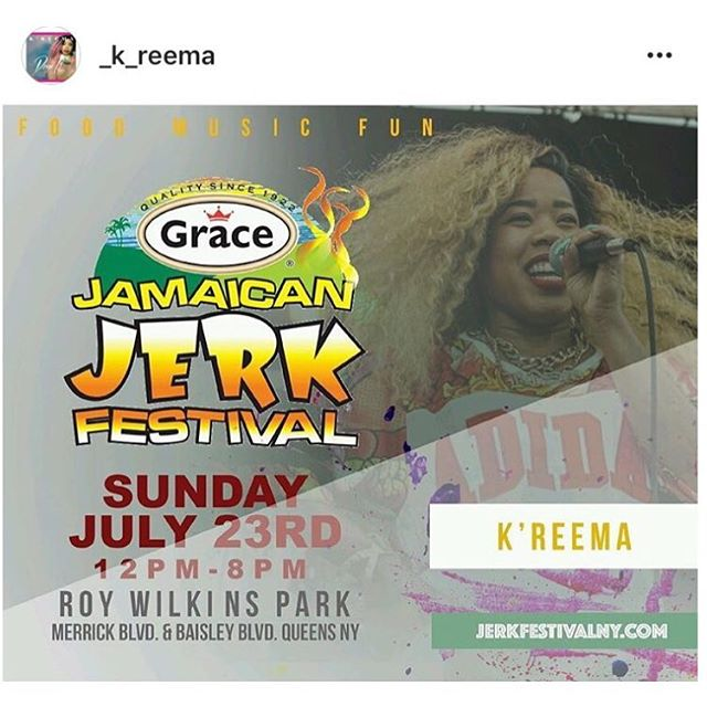 Today see you there #jerkfestival