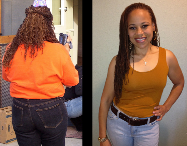 No More Dieting Makes Jeans Look Better