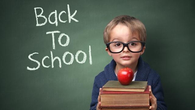 Get a jump on your back to school list—schedule your child's back to school eye exam early this year!