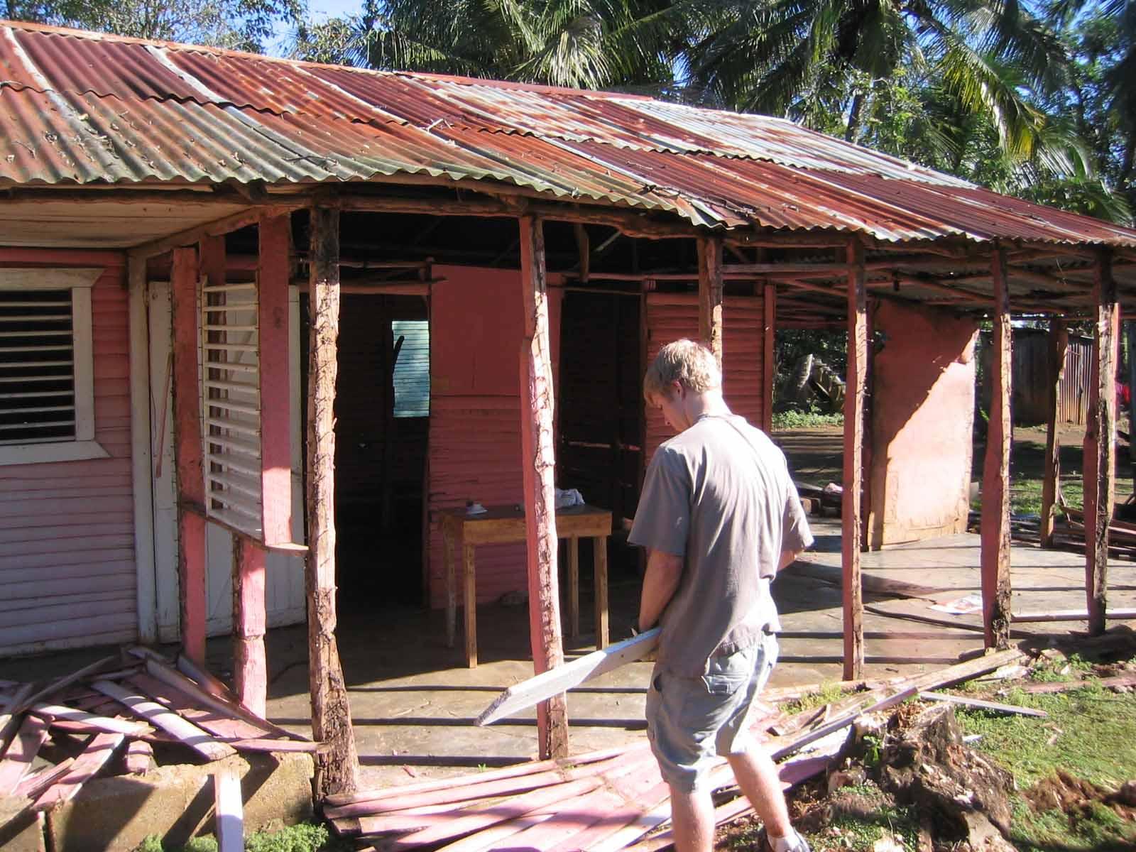 House demolition 2