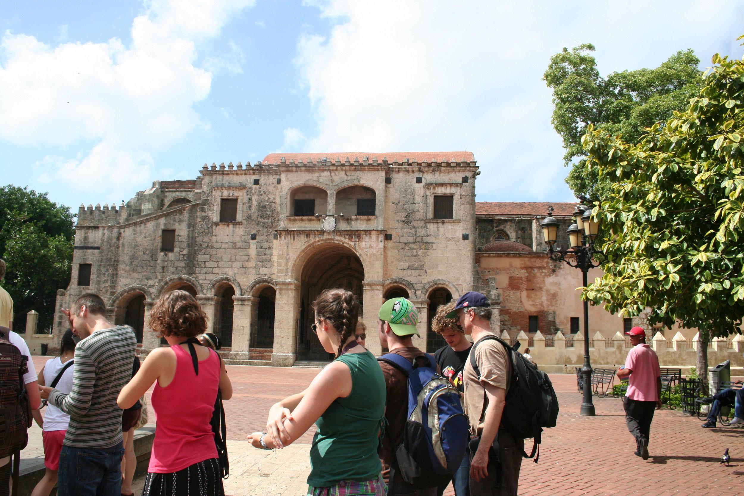 Colonial Zone of Santo  Domingo