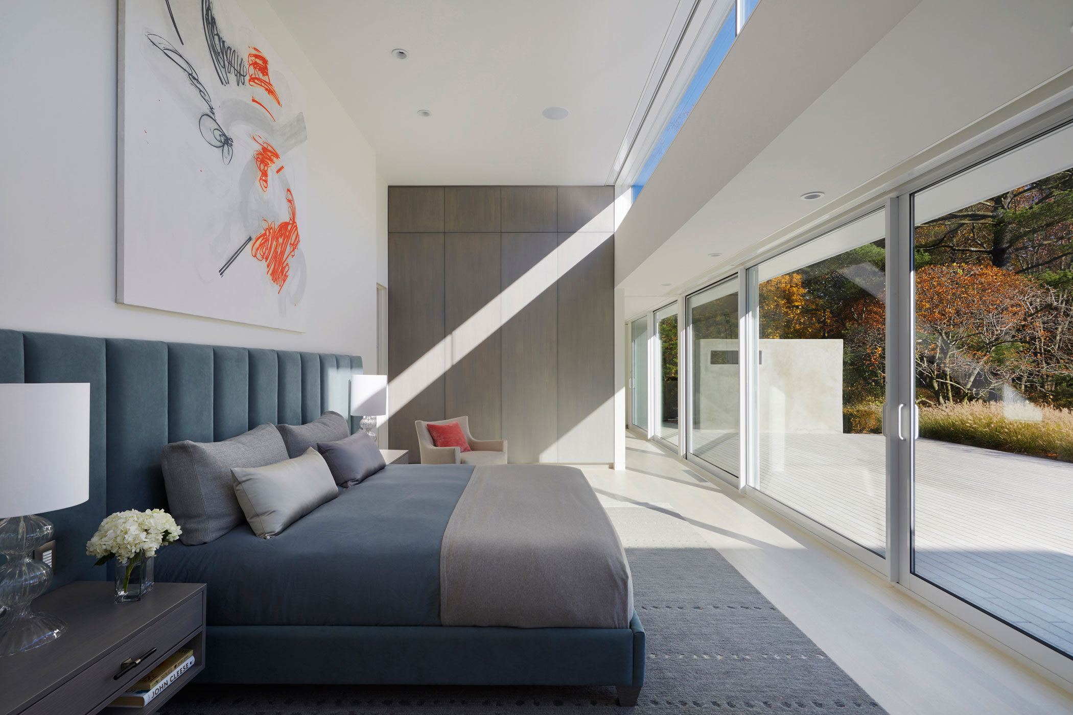 Bedroom - Mid-century Modern House