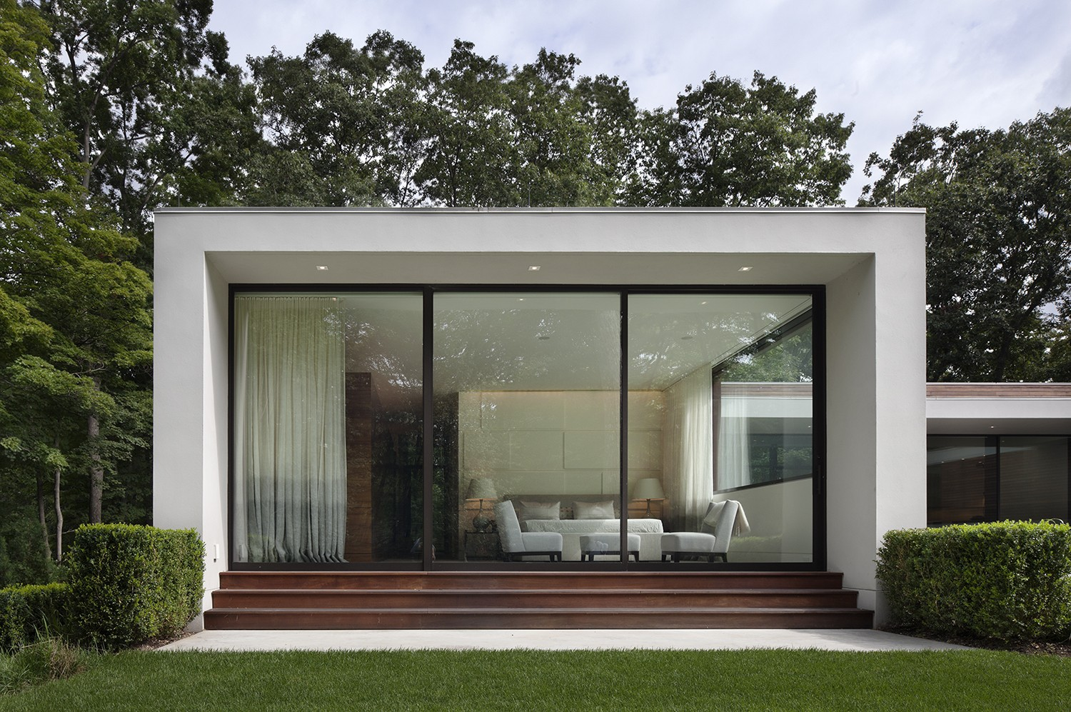Ampersand Architecture: New Canaan House