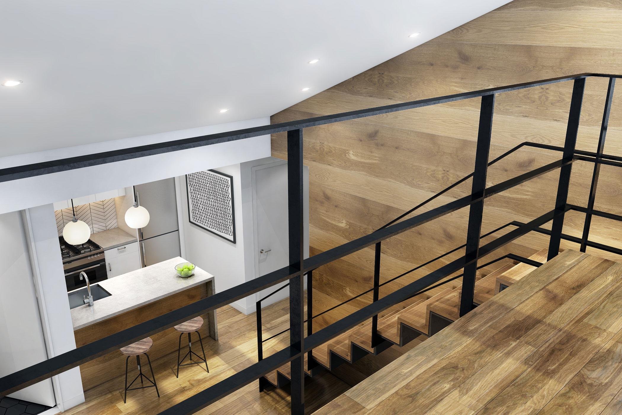 Ampersand Architecture: Gramercy Loft
