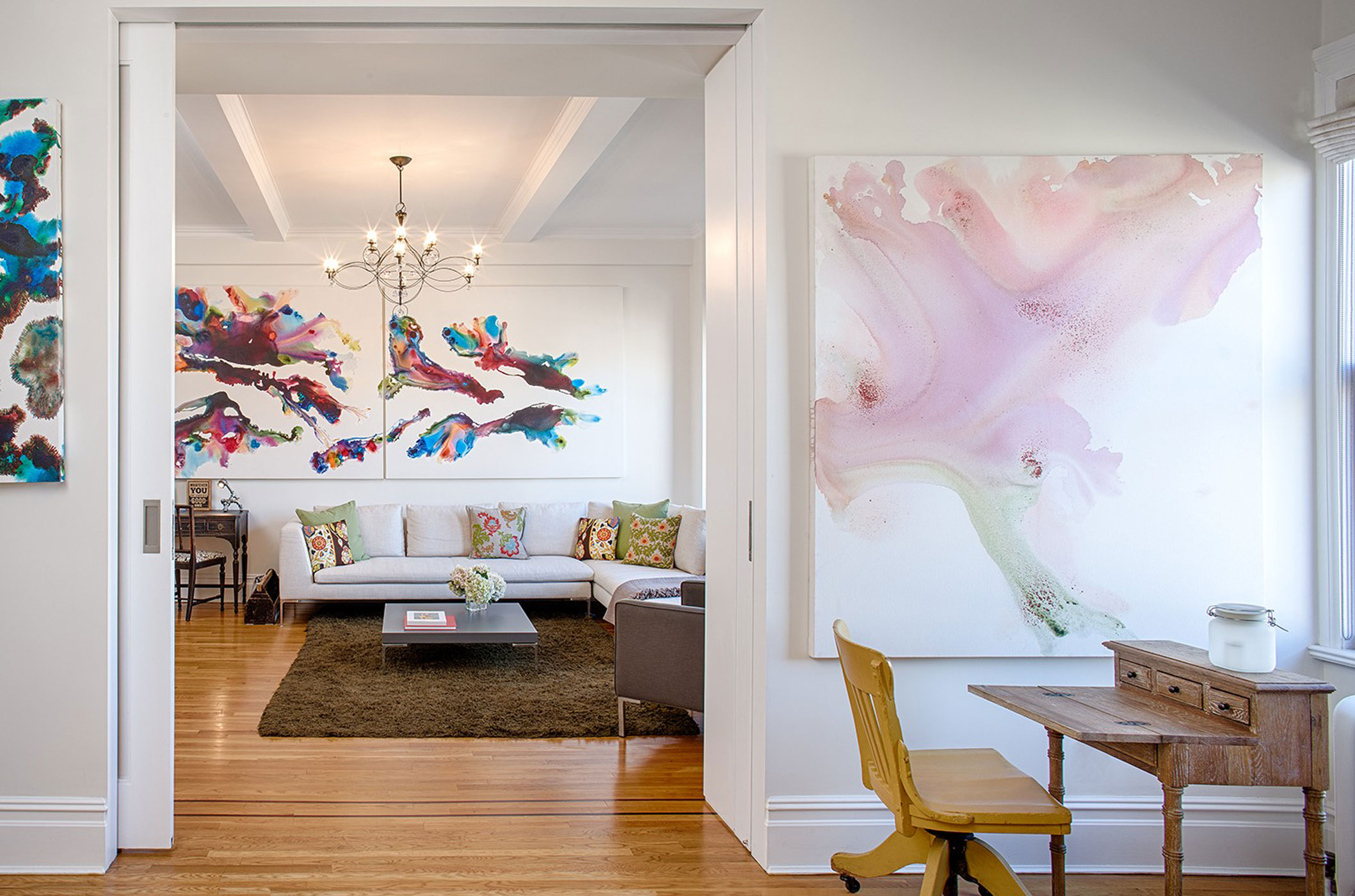 Ampersand Architecture: Upper West Side Residence