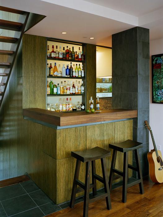 Ampersand Architecture: Essex Street Loft
