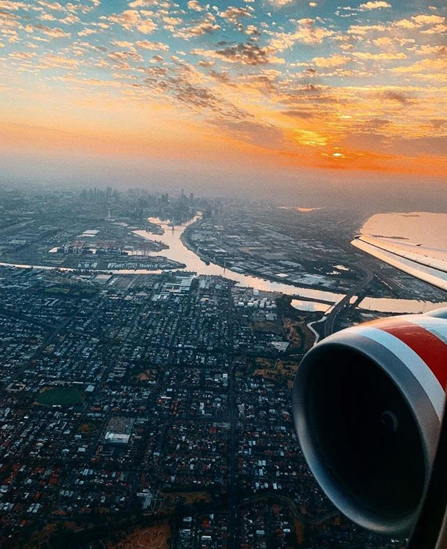 Ready to see new sights from this height ✈️. #seatdreamzzz photo via @sincerelyjules