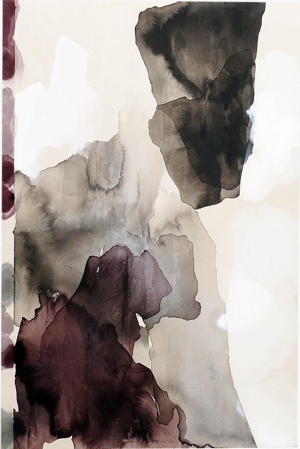 Untitled (2017), Oil on Board, 122 x 183cm, £900