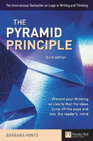 05 - Top Ten Consulting Books - Pyramid Principle.png