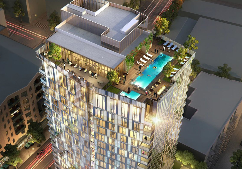 RENDERING COURTESY OF STEINBERG ARCHITECTS