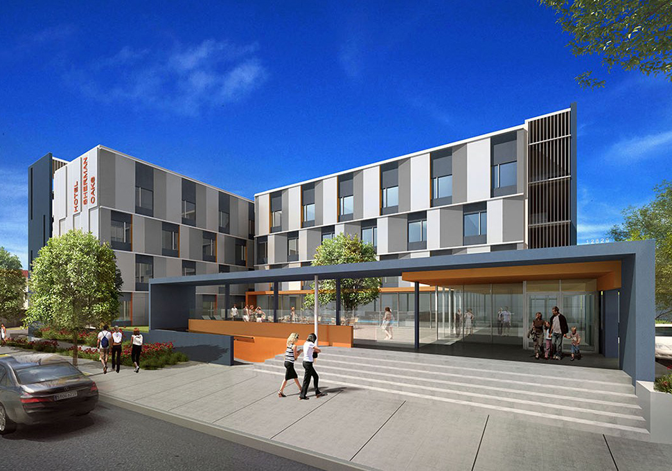 RENDERING COURTOUSY OF COE ARCHITECTURAL INTERNATIONAL