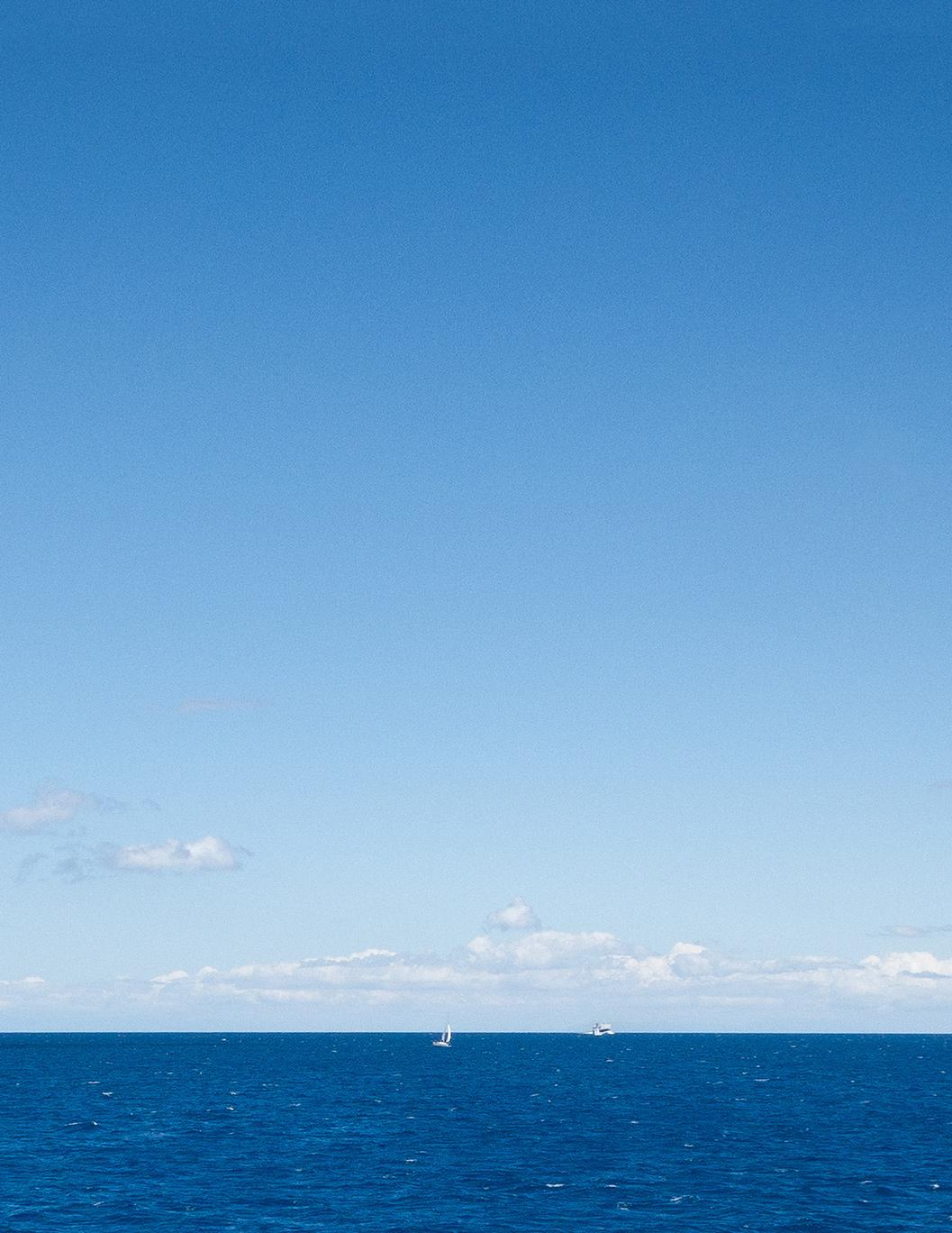Blue Sky, Blue Sea