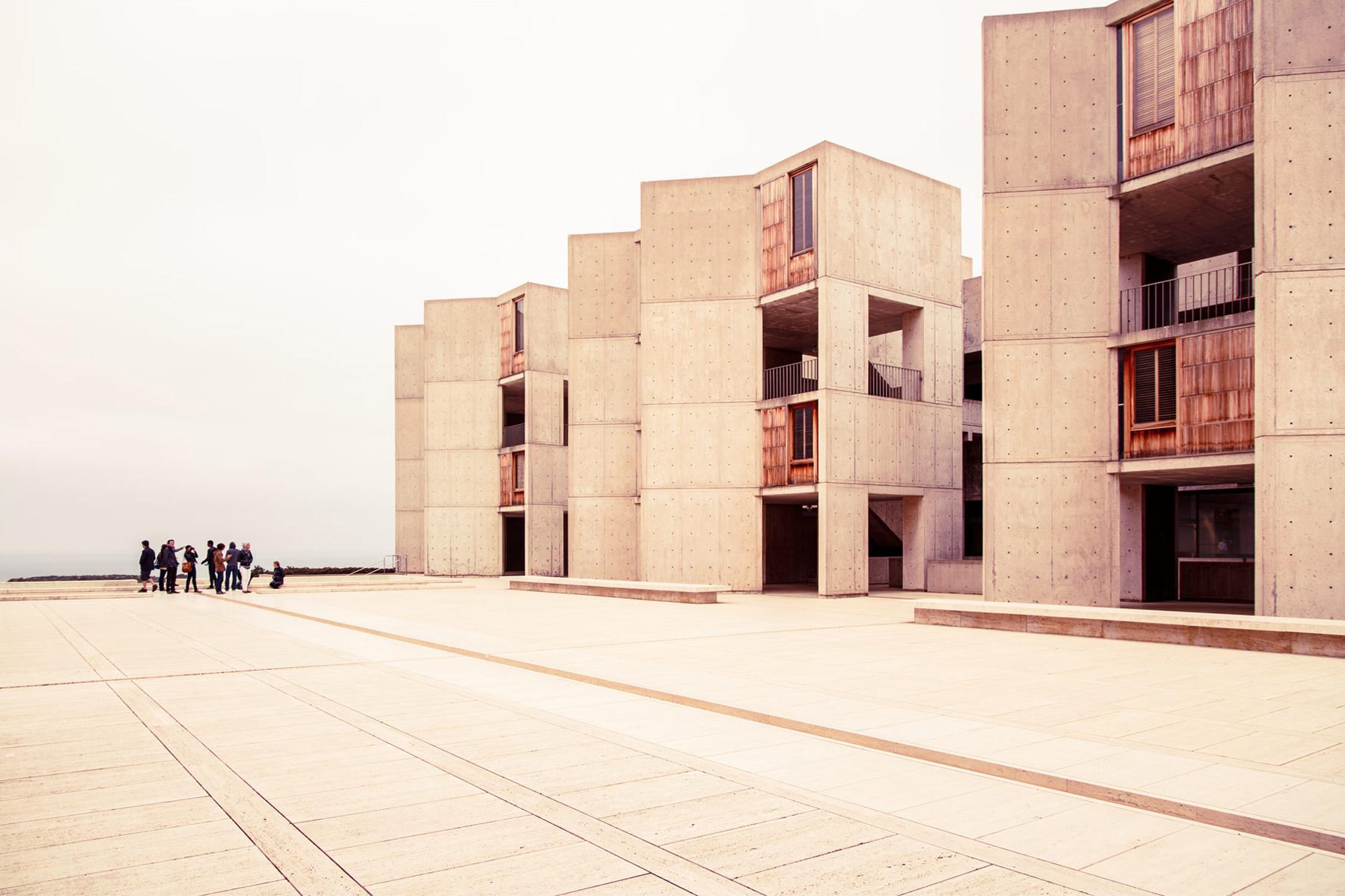 Salk Institute, San Diego