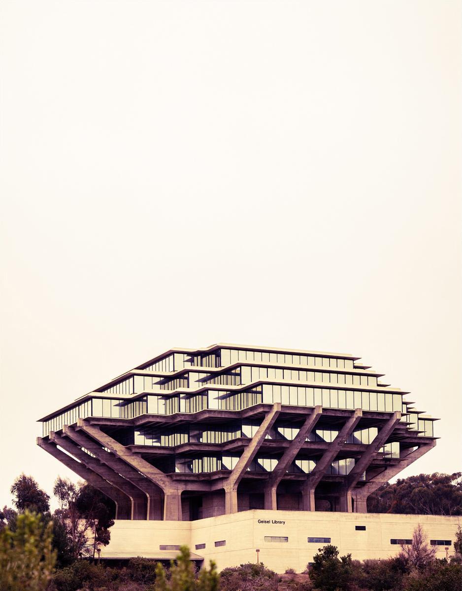 Geisel Library, San Diego