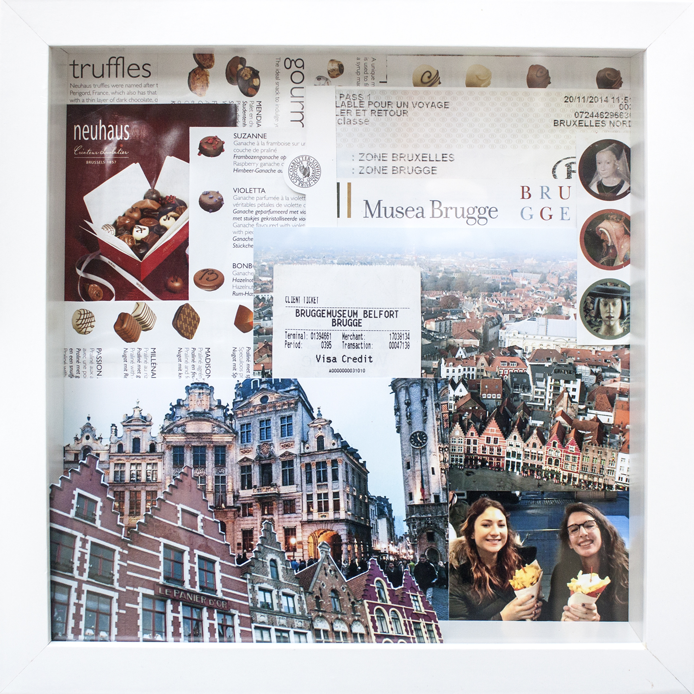 Brussels and Bruges, Belgium (2014)