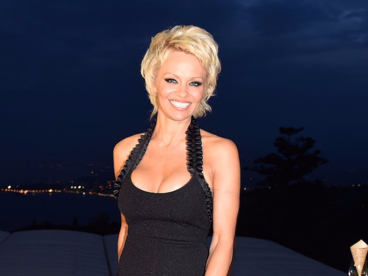 Pamela Anderson - Getty Images / Venturelli