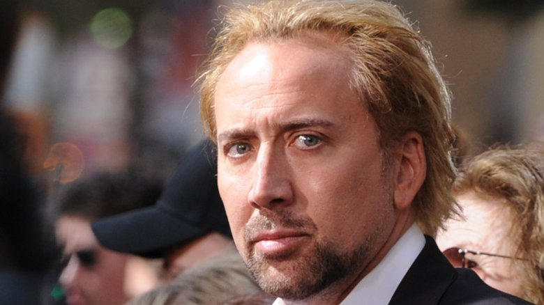 Nicolas Cage - Getty Images