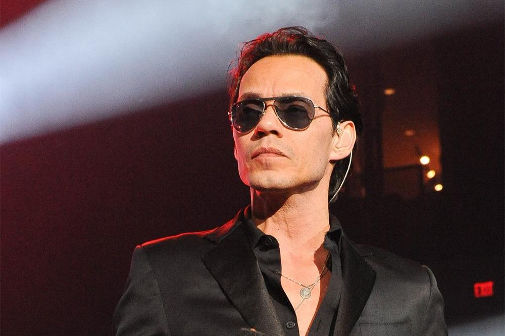 Marc Anthony - Getty Images