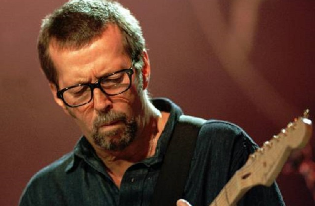 Eric Clapton - Getty Images
