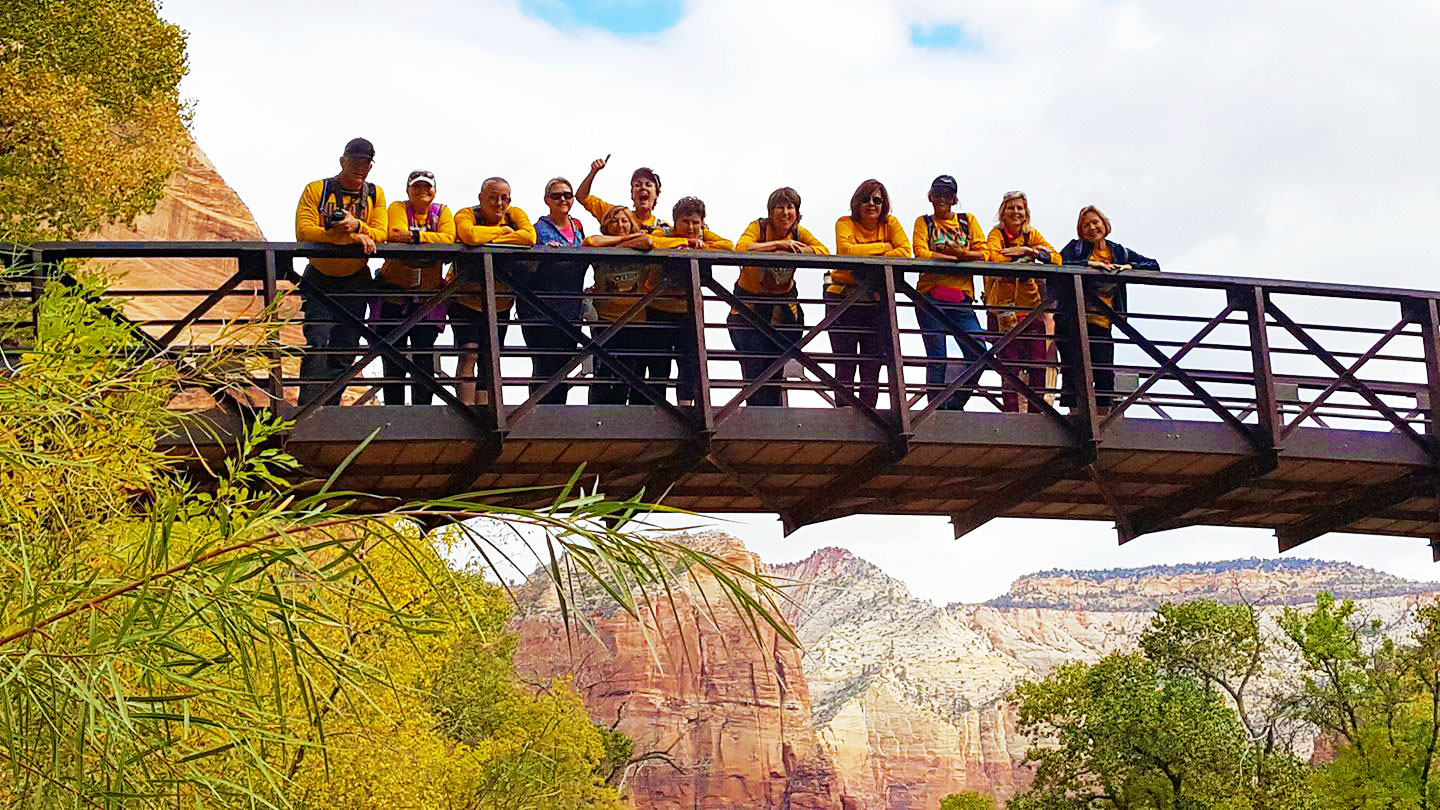 Healthy Wealthy Wise Move|Mint members on a 2016 adventure vacation in Utah