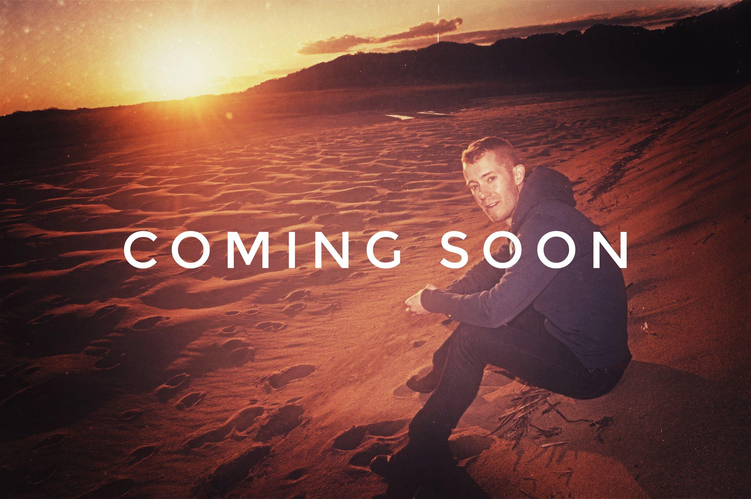 Jon Richardson's Second Studio Album will be available in February, 2019.