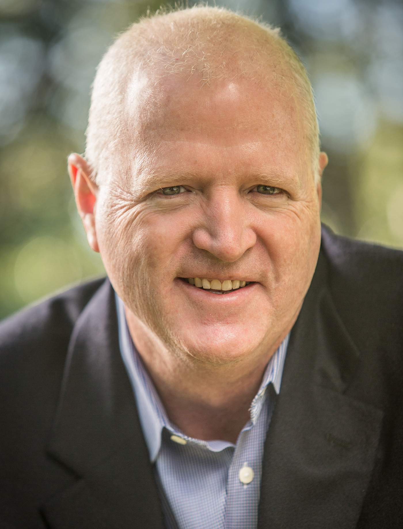 Pat McQuillan, Chief Executive Officer